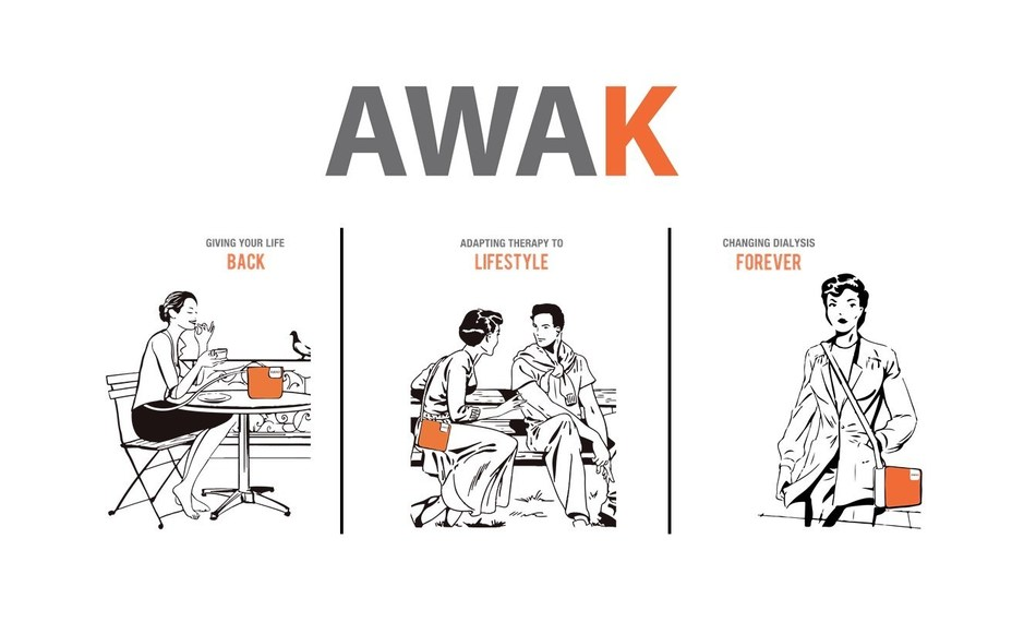 AWAK PD (PRNewsfoto/AWAK Technologies)
