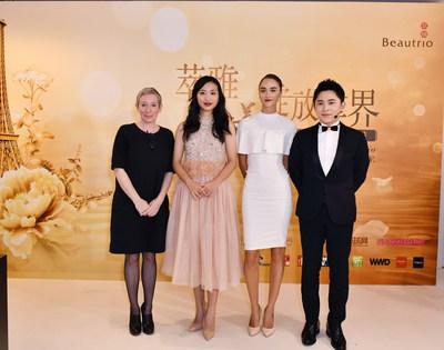 Beautrio helps women to shine, enhancing Sino-French cooperation