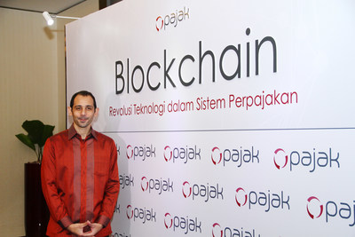 Charles Guinot, CEO & Founder, OnlinePajak