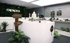 OPPO's first ever PUBG themed store (PRNewsfoto/OPPO)