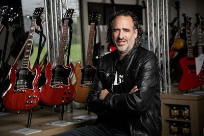 Gibson Brands Appoints James Curleigh as President & CEO and Names New Senior Leadership Team