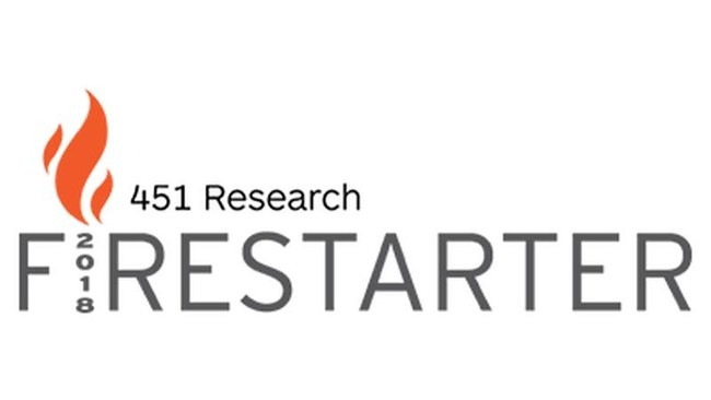 Firestarter Logo (PRNewsfoto/JFrog)