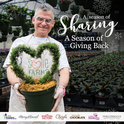 1-800-FLOWERS.COM, Inc. and Smile Farms - A Season of Giving Back
