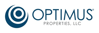 Optimus Properties, LLC Logo (PRNewsfoto/Optimus Properties, LLC)