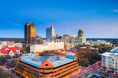 Air Canada accroît sa présence en Caroline du Nord avec une nouvelle liaison et des services bonifiés à destination de Raleigh et de Charlotte (Groupe CNW/Air Canada)