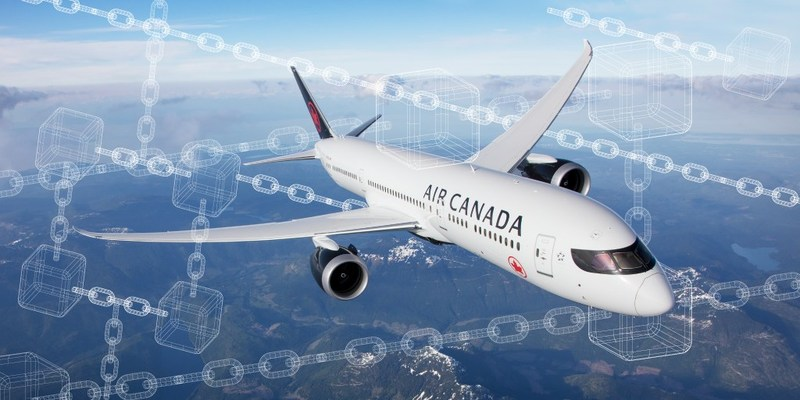 Air Canada Partners with Winding Tree on a Blockchain-based Travel Distribution Platform (CNW Group/Air Canada)