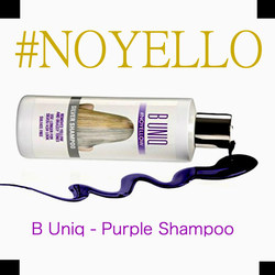 B Uniq's Purple Shampoo