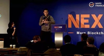 Hyperion Team Makes an Appearance at the Mars Block Summit NYC