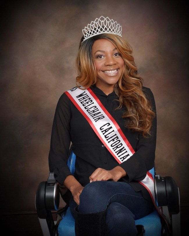 Ms. Wheelchair California 2018, Krystina Jackson, joins ADAPTS as spokesperson for the newly launched #WhyWait online awareness campaign addressing disaster and emergency preparations. ADAPTS manufactures a portable transfer sling that allows anyone with minimal instruction to easily and safely move people to first responders. The portable sling is essential anywhere a disaster strikes, including cruise ships, public venues, hotels, schools and homes.