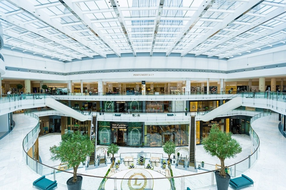 The Dubai Mall - Perfumery & Co. (PRNewsfoto/Emaar Malls)