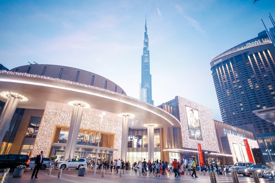 The Dubai Mall - Grand Drive (PRNewsfoto/Emaar Malls)