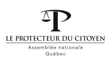 Logo : Protecteur du Citoyen (CNW Group/Protecteur du citoyen)