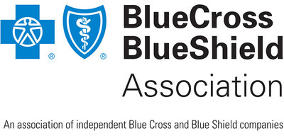 Blue Cross and Blue Shield Association Logo (PRNewsfoto/Blue Cross Blue Shield...)