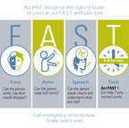 On World Stroke Day 29th October, Stryker Reminds the Public to Act FAST When Witnessing Signs of Stroke