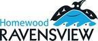 Homewood Ravensview Logo (CNW Group/Homewood Health)