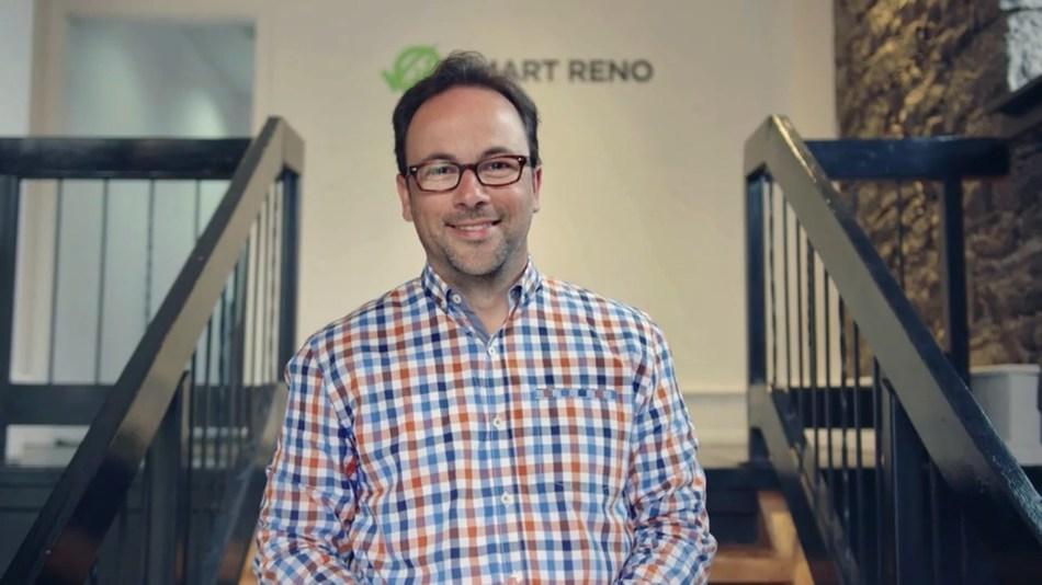 Smart Reno et Lowe's Canada unissent leurs forces pour un service d'installation et de rénovation amélioré pour leurs clients respectifs dans tout le Canada. Andrei Uglar, Fondateur et président, Smart Reno. (Groupe CNW/Smart Reno)
