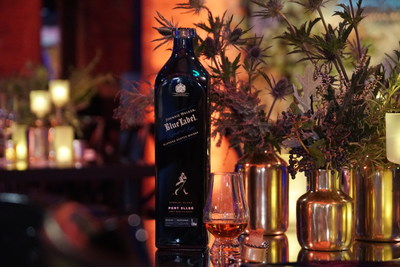 The unveiling of Johnnie Walker Blue Label Ghost and Rare Port Ellen at The Welsh Chapel on October 24, 2018 in London. Pic credit: Hatch Communications