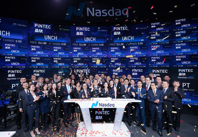 PINTEC Successfully Listed on NASDAQ