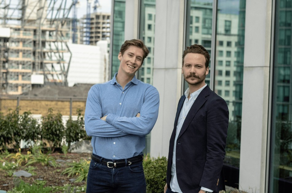 Founders Johan Obel and Clemens Boninger look to structure the CBD Industry (PRNewsfoto/thedrug.store)