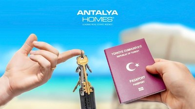 Antalya Homes: Getting Turkish Citizenship Became Easier