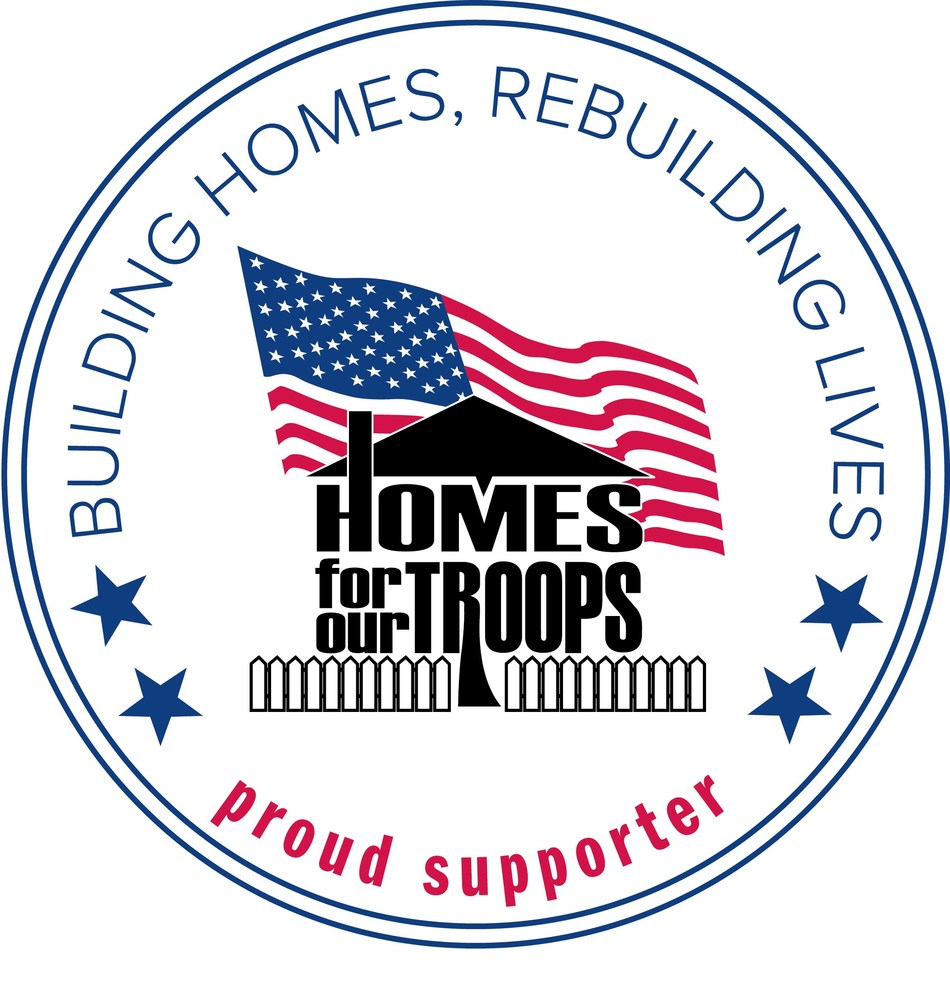 Sports Nutrition Leader MuscleTech Becomes a Proud Supporter of Homes For Our Troops (CNW Group/Iovate Health Sciences International Inc.)