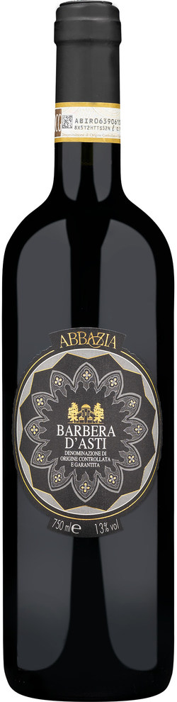 2016 Abbazia Barbera d' Asti D.O.C.G., winner of Best Barbera and Platinum Medal, scoring 94 points, at the 2018 Sommelier Challenge International Wine & Spirits Competition. Exclusively available at Wine Insiders.