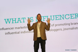 Shane Barker talks about influencer marketing and ecommerce