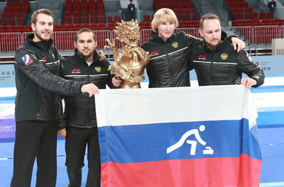 2018 China Open Curling ends successfully with Russia taking home both men and women's championships