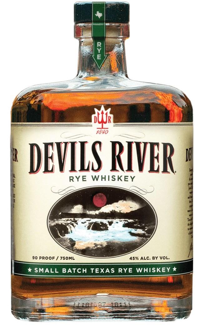 Devils River Rye Whiskey