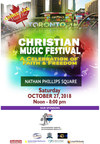 Nathan Phillips Square (CNW Group/Christian Music Festival)
