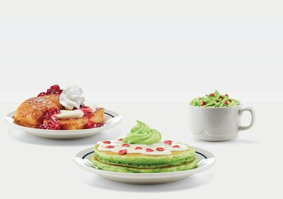 IHOP® Restaurants partners with Illumination and Universal Pictures to bring Dr. Seuss' The Grinch and the wonder of Whoville to guests nationwide.
