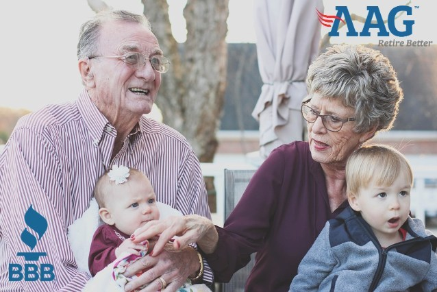 AAG Savvy Seniors Program