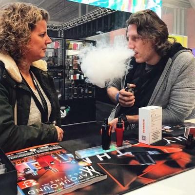 USONICIG Brings RHYTHM Lite Kit To More Vaping Consumers At Vaper Expo UK