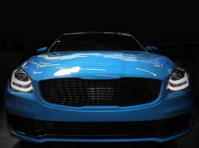 Kia set to debut one-of-a-kind Stinger and K900 at SEMA built by DUB