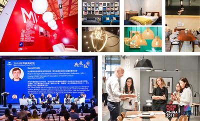 Furniture China 2018 and Maison Shanghai 2018