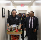 Wild Turkey® And Matthew McConaughey Give Back To Local Houston Heroes On National First Responders Day