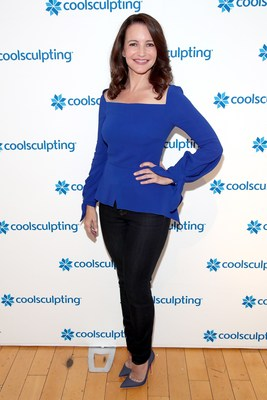 Kristin Davis and CoolSculpting® Talk #DenimDenial (Photo by Astrid Stawiarz/Getty Images for CoolSculpting by Allergan)