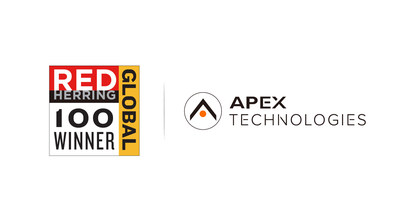 APEX Technologies Selected as a Red Herring Top 100 Global Company