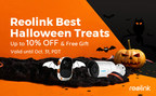Reolink Launches Best Halloween Treats 2018 -- Up to 10% Off on Smart Home Cameras & Free Gift