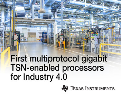 Industrial-grade Sitara™ AM6x processors offer advanced industrial communications, enhanced security, high reliability and functional safety features