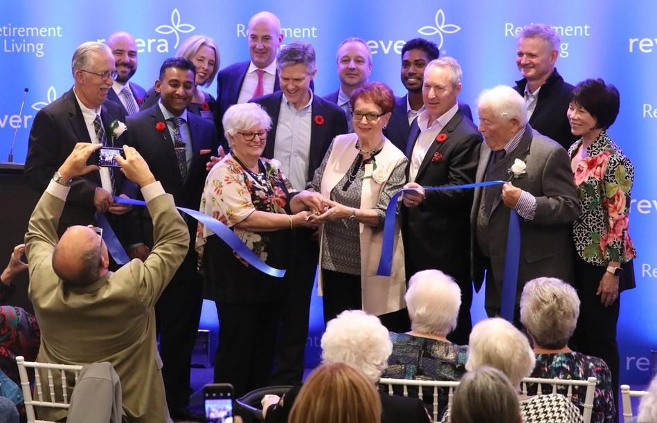 Revera Inc  Revera Opens State of the Art Westney Gardens Retire - Westney Gardens Retirement Residence Ajax On