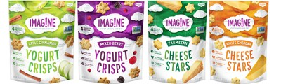 New IMAG!NE Snack Brand Gives Parents Delicious And Nutritious Snack Options For Their Kids