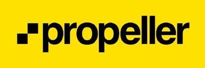 Propeller Logo (PRNewsfoto/Propeller Aero)