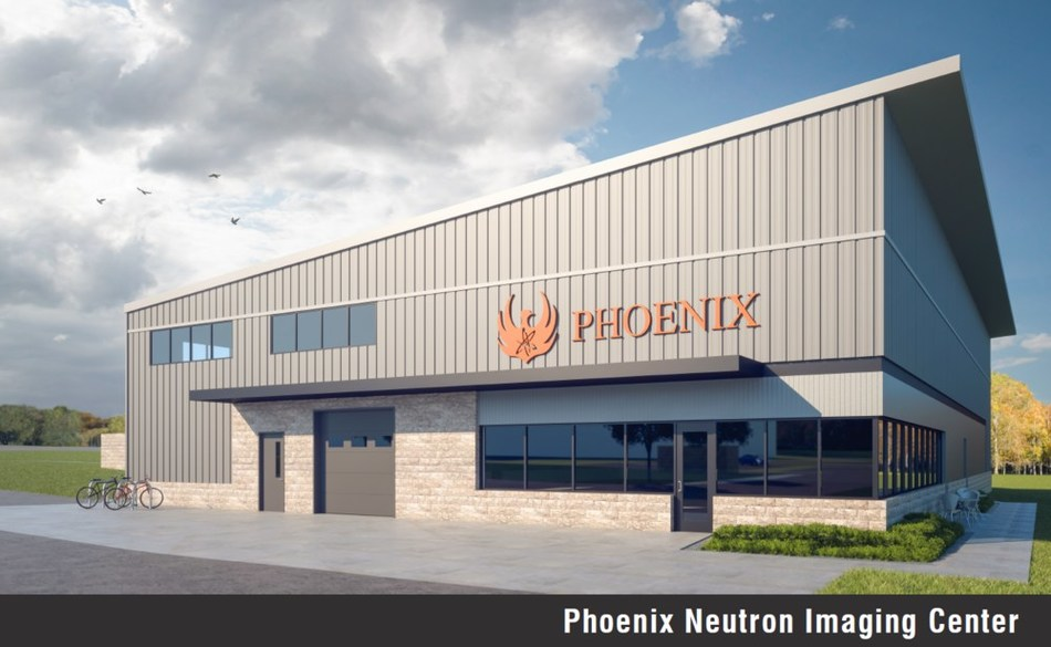 The Phoenix Neutron Imaging Center: A commercial neutron imaging center, the first non-reactor facility of its kind