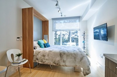 UC Berkeley student accommodations built by CIMC MBS comes into service