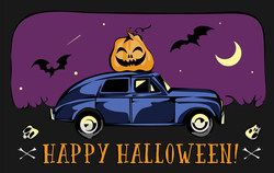 Protect Your Car During Halloween