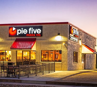 Pie Five Pizza debuts new prototype in Garden City, Kansas.