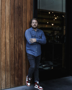 Chef Timothy Hollingsworth is an award-winning chef and restaurateur in Los Angeles. Photo by Adrian Martin. (PRNewsfoto/DRINKS)