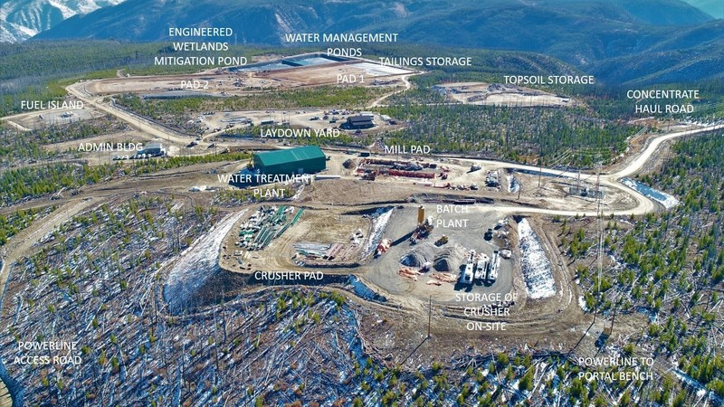 Idaho Cobalt Project Site Overview (CNW Group/eCobalt Solutions Inc.)