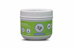 Over the Moon Pets Prebiotic with BiomeBliss® is clinically-tested & engineered to promote a healthy GI microbiome in dogs